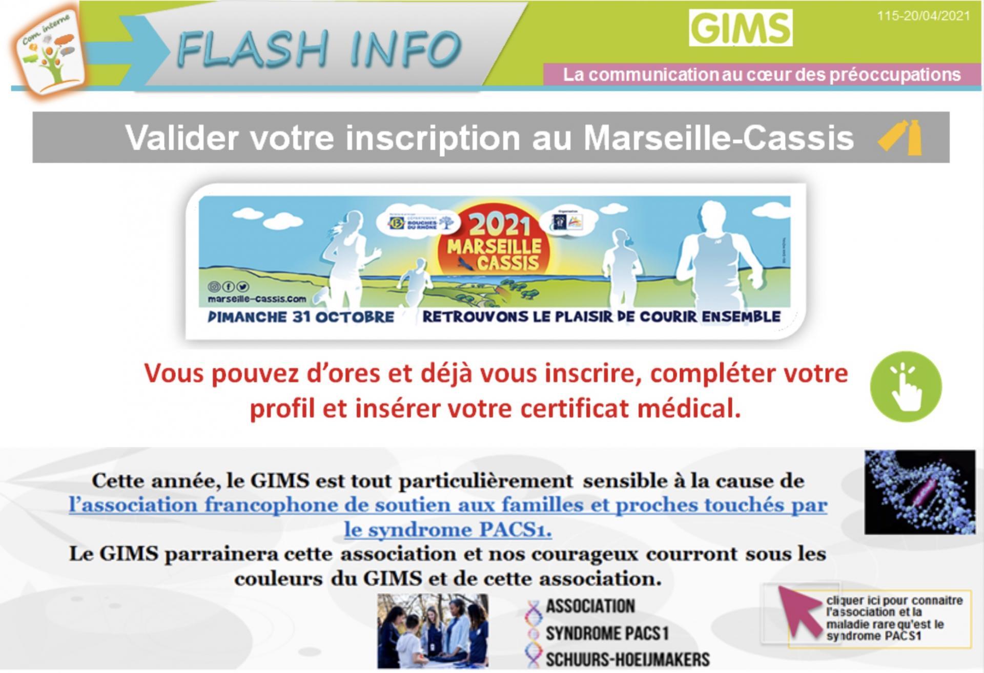 Gims course marseille cassis 1